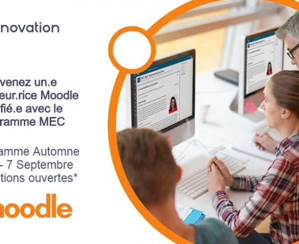 MEC Moodle Enovation