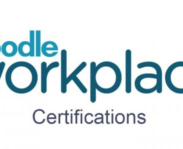 Moodle Workplace certifications